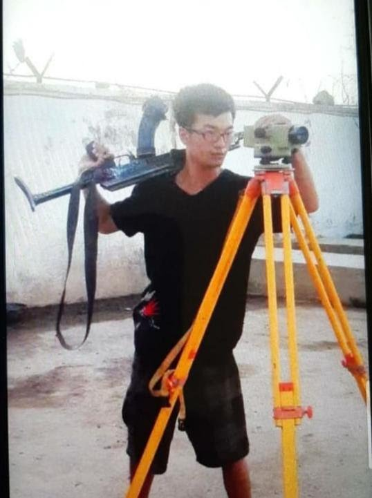 Chinese engineers working in CPEC, carry AK-47s days after attack in Khyber Pakhtunkhwa